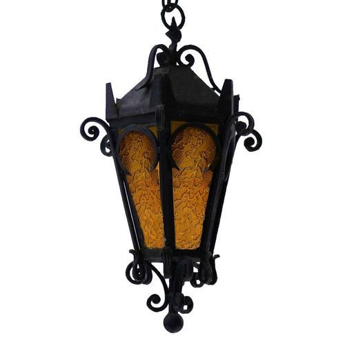 Wrought Iron Lamp Wrought Iron Wall Lamp and Wrought Iron Garden
