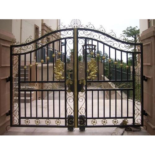 Ornamental Mild Steel Gates
