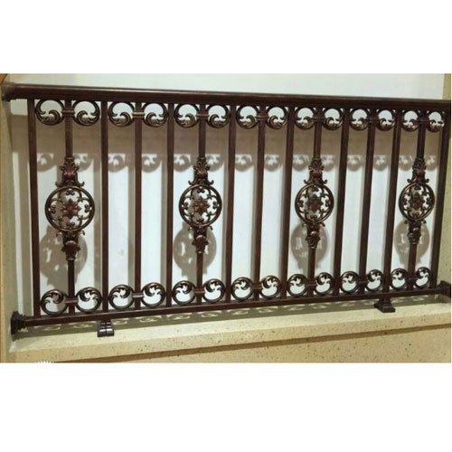 Aluminium Casted Balcony Railing